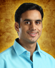 Waseem Mushtaq as Anuj Sethi