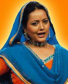 Anu Mudgal as Contestant