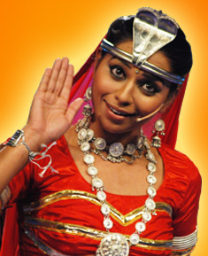 Jasveen Kaur as Contestant