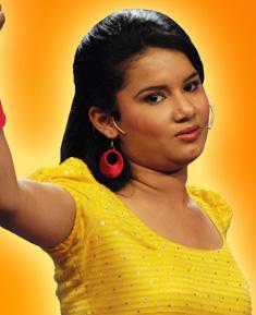 Kritika Sharma as Contestant