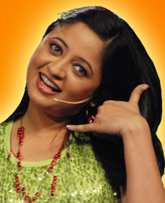 Neeti Wagh as Contestant