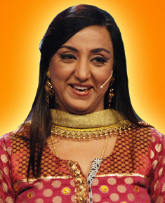 Seema R Motwani as Contestant