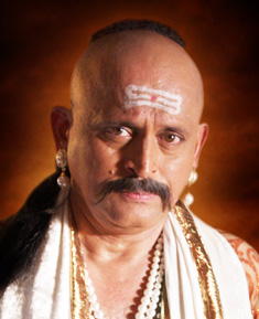 Ravi Mankane as Peshwa Baji Rao-2