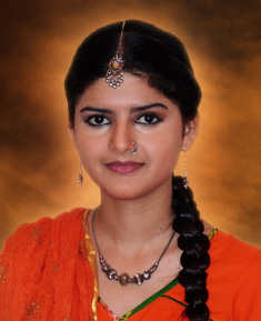 Trishika as Vaishali