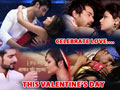 Abhi-Pragya From Kumkum Bhagya, Twinkle-Kunj From Tashan-e-Ishq And Others Celebrate Love This Valentine's Day