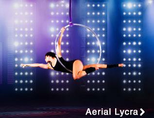 Aerial Lycra