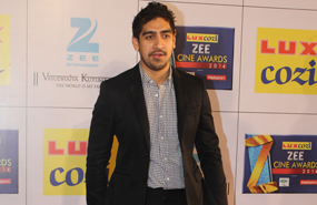 Ayan Mukerji Walks On Red Carpet