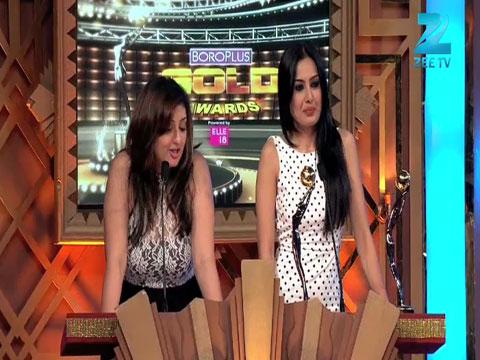 Jodha Akbar And Diya Aur Baati Hum Wins Best Televsion Show Fiction Award