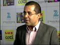 Chetan Bhagat On Red Carpet