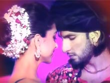 Deepika And Ranveer Set The Stage On Fire