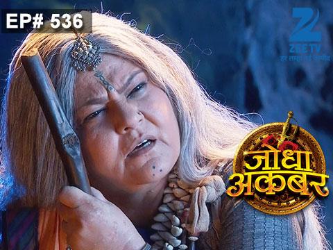 Jodha Akbar - Episode 536 - June 26, 2015 - Full Episode