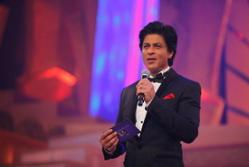 Shah Rukh Khan Speech On Stage
