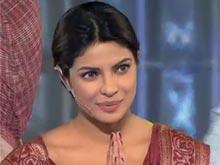 Priyanka's Spoof On Rajneeti