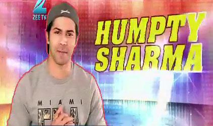 Humpty Sharma at DID Grand Finale