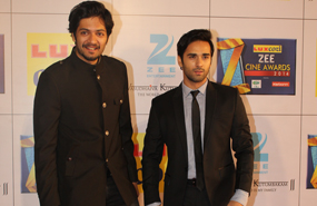 Pulkit Samrat And Ali Fazal Walk The Red Carpet
