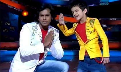 Sachin and Siddhesh Perform on Gandi Baat