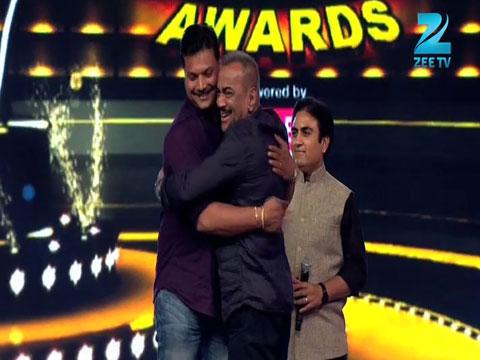 Shivaji Satam Wins Sartaj Of Television Leading Actor Award