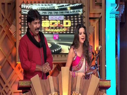 Ashish Chaudhary Wins Scintillating Come Back On Television Award