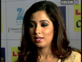 Shreya Ghosal Walks On Red Carpet