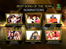 ZCA 2016 - Nominations For Song of The Year