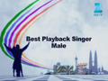 Best Playback Singer Male