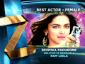 Zee Cine Awards 2014 Nominations - Best Actor Female