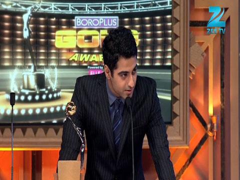 Harshad Arora Wins Zee Cinestars Ki Khoj Debut Of The Year Male