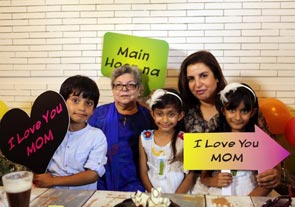Your favorite stars thank their mothers on Zee TV's Mother's Day special 'Shukriya Maa'