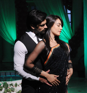 Karan and Surbhi's Romantic Number on Zee TV's Mahasangam episode this Thursday