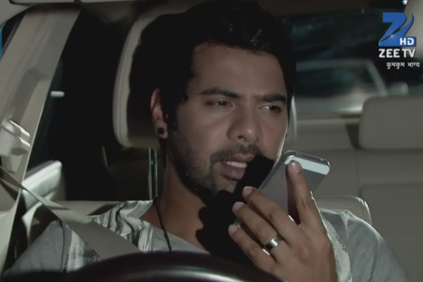 Image result for abhi calls pragya