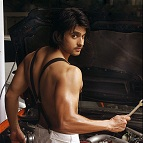 Ashish Sharma … The Budding Action Choreographer