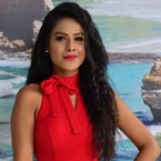 Nia Sharma Goes Glam!