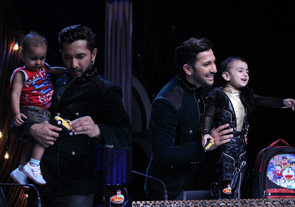 Judge Terence Lewis is declared the official 'Baby Sitter' of DID Super Moms
