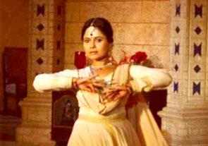 Sadia Siddiqui reconnects with her love for Kathak on Satrangi Sasural!