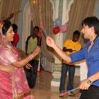 The Cast of Mrs. Kaushik Ki Paanch Bahuein Celebrated Joy of Giving Week