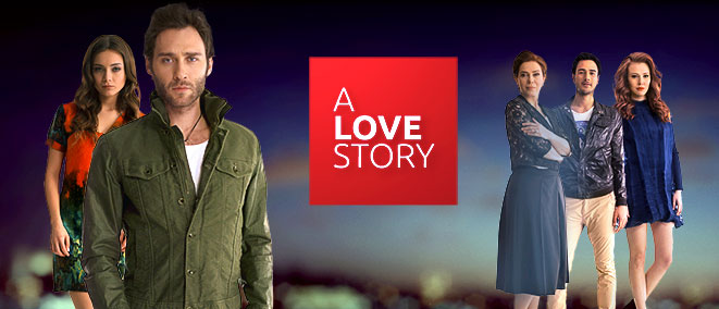A Love Story, Starts 6th Feb, Mon-Sat, 8 PM