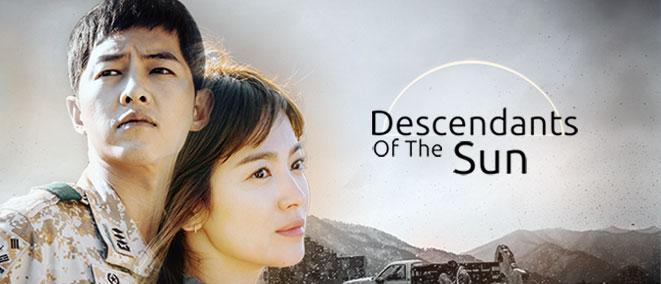 Descendants of the Sun, Mon-Sat, 8 PM