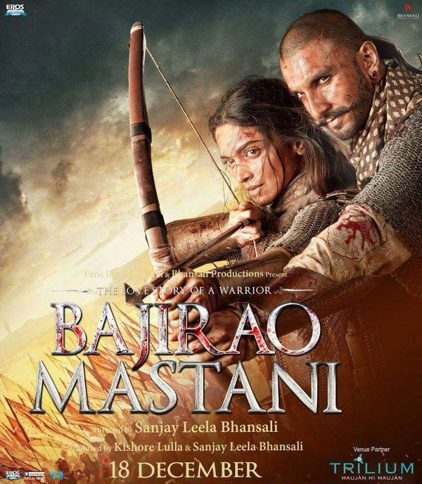 Bajirao Mastani Official Trailer   Watch Full Movie On ...