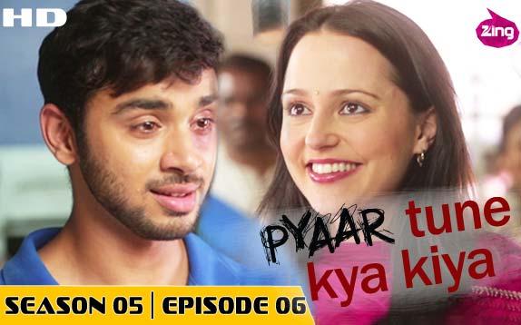 Pyaar Tune Kya Kiya - Season 05 - Episode 06 - August 21, 2015 - Full Episode