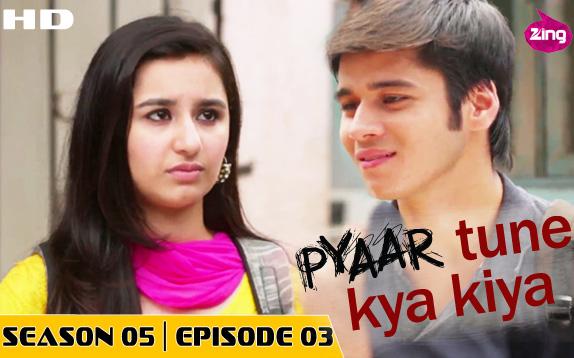 Pyaar Tune Kya Kiya - Season 05 - Episode 03 - July 31 , 2015 - Full Episode