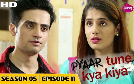 Pyaar Tune Kya Kiya - Season 05 - Episode 11 - September 25, 2015 - Full Episode