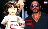 Abram Steals The Limelight At The Airport | Full Ep - May 18, 2016 | Bollywood Life