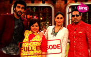 Ki and Ka Actors Kareena-Arjun At A Popular Comedy Show | Full Ep - March 28, 2016 | Bollywood Life