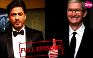 SRK Hosts Party For Apple's CEO Tim Cook | Full Ep - May 19, 2016 | Bollywood Life